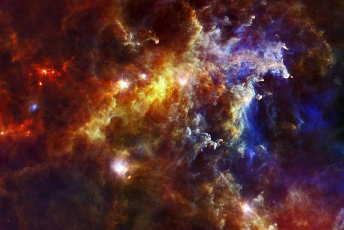 Лучшие снимки телескопа Гершель / Herschel Space Observatory