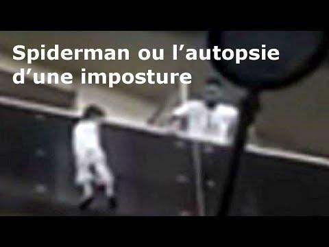 Spiderman ou l'autopsie d'une imposture
