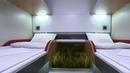ВМоскве навыставке «Транспорт России» представили плацкартные вагоны будущего