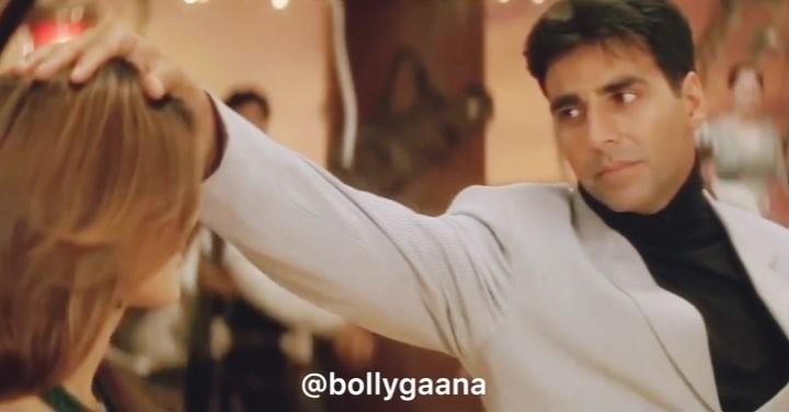 "𝕆𝕝𝕕 𝕓𝕠𝕝𝕝𝕪𝕨𝕠𝕠𝕕 auf Instagram: ""Happy birthday to Akshay kumar @akshaykumar 🎈🎊 Song: Tala tum tala tum Movie: Aitraaz { akshaykumar happybirth"