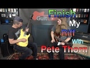 Finish My Riff With Pete Thorn Talking classic riffs