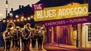 The 'Blues 'Arpeggio - exercises tutorial