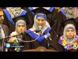 طالبة اوكرانية تتخرج من الكلية الجامعية ل&#16