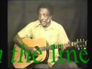 Blues From The Mississippi Hill Country - R.L. Burnside and Johnny Woods LIVE (Part 1 of 2)