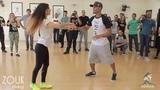 Baila Mundo - Leo Bruno e Romina Hidalgo (Zouk Day Congress 2016)