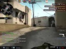 4kills M4A4 in dust2 / RIP ACE /