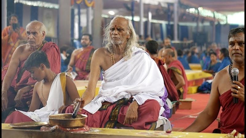Ati Rudra Maha Yajna, Arunachala Part 2