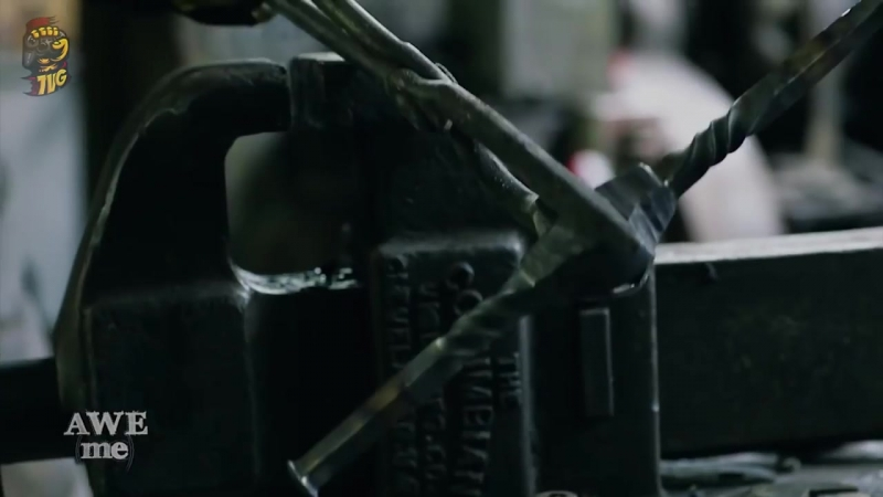 [TVG Live] Настоящие мечи Ведьмака Геральта! - The Witcher 3: Wild Hunt - Man At Arms: Reforged - На русском!