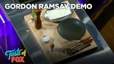 Gordon Ramsay Demonstrates How To Prepare The Perfect Poached Egg TASTE OF FOX