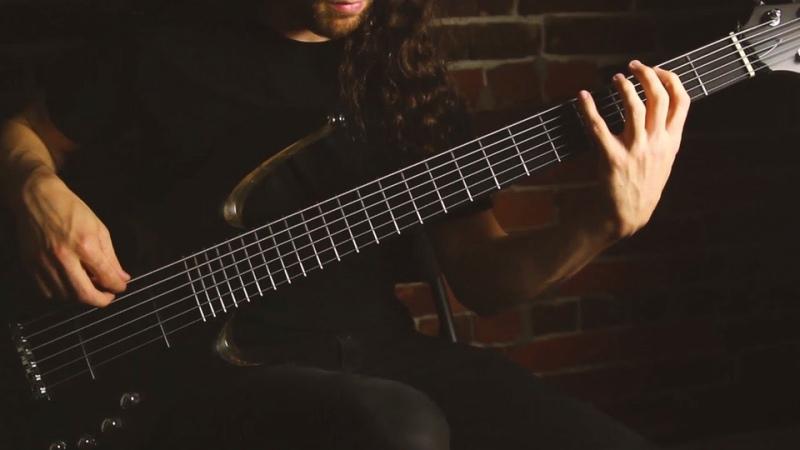 Archspire - Relentless Mutation (official bass playthrough)