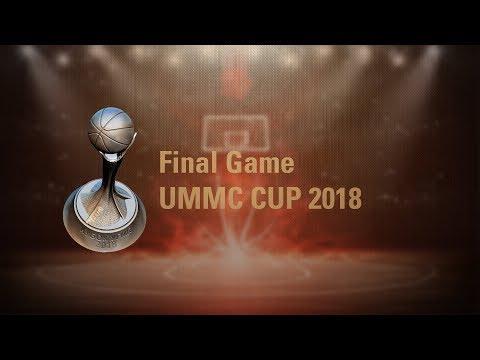 UMMC CUP 2018 Final UMMC Ekaterinburg Russia Sopron Basket Hungary