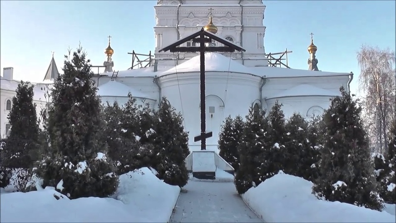 Пермский Свято Троицкий Стефанов монастырь
