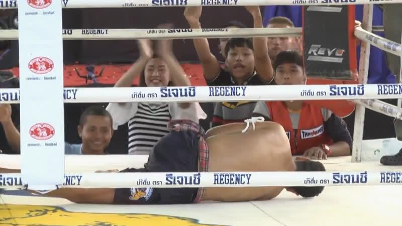 Тайские будни. Max Muay Thai, Siam Kard Chuek.