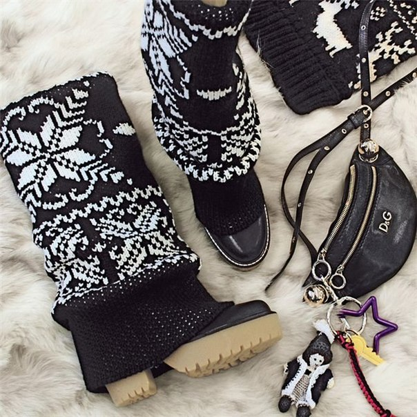 Модная вязанная одежда на заказ по