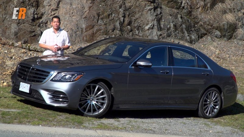 2018 Mercedes S-Class 4MATIC - The Most Technology I've Ever Driven