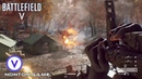 Nonton Game BATTLEFIELD V - TIRAILLEUR 1. GAME PERANG DUNIA KE-II. Gameplay PC Part 5