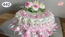 Chocolate cake decorating bettercreme vanilla (442) Học Làm Bánh Kem Đơn Giản Đẹp (442)