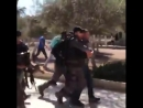Israel brazenly violatex the universal human rights with its attacks today against Palestinian worshipers at Al Aqsa Mosque