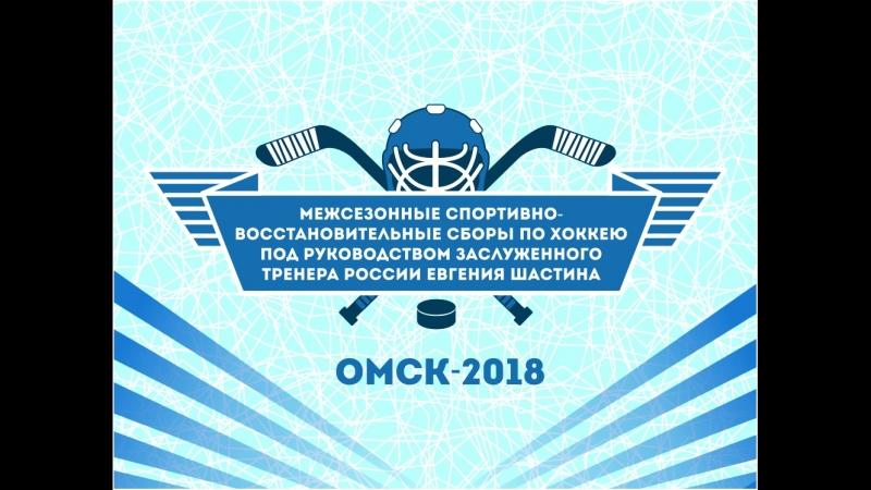 Сборы по хоккею под руководством ЗТР Е Е Шастина