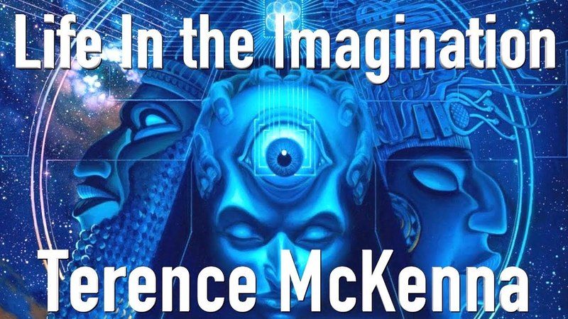 Terence McKenna - Life In the Imagination (Video Lecture)