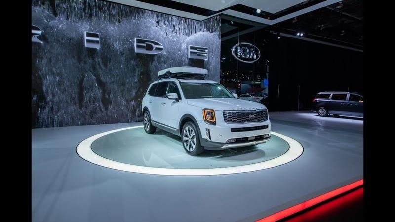 Motorshow Highlights NAIAS 2019 Kia