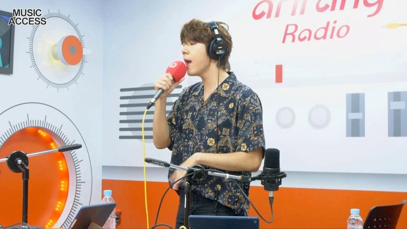 [Music Access] 가호 (Gaho)'s Singin' Live 'Fly'