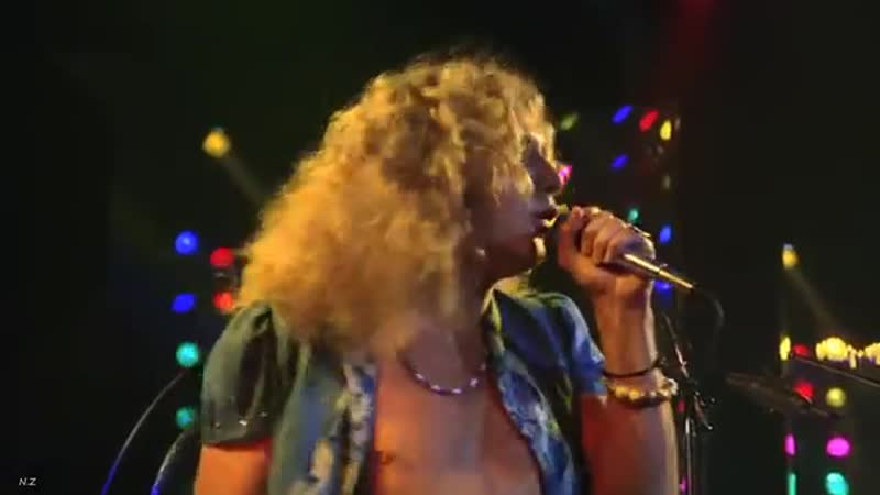 Led Zeppelin - Rock and Roll 1973