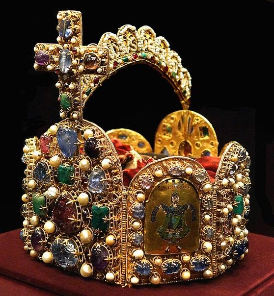 Императорская корона Священной Римской Империи