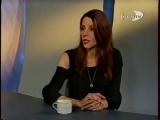 Наталия Медведева в программе Ксении Лариной Третий лишний ~2000 или раньше