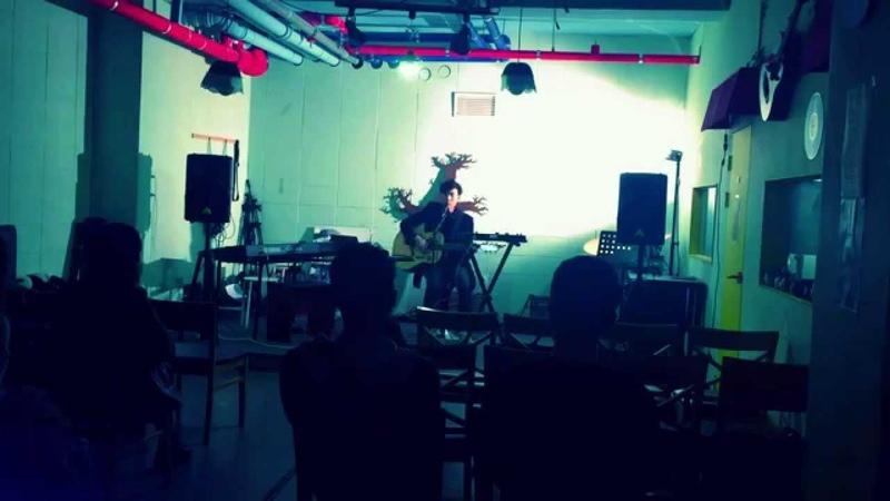 Starsailor - Alcoholic (Cover by 김지안 Jian Kim) (Live @떨기나무)