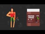 Protein Spread vs Nutella