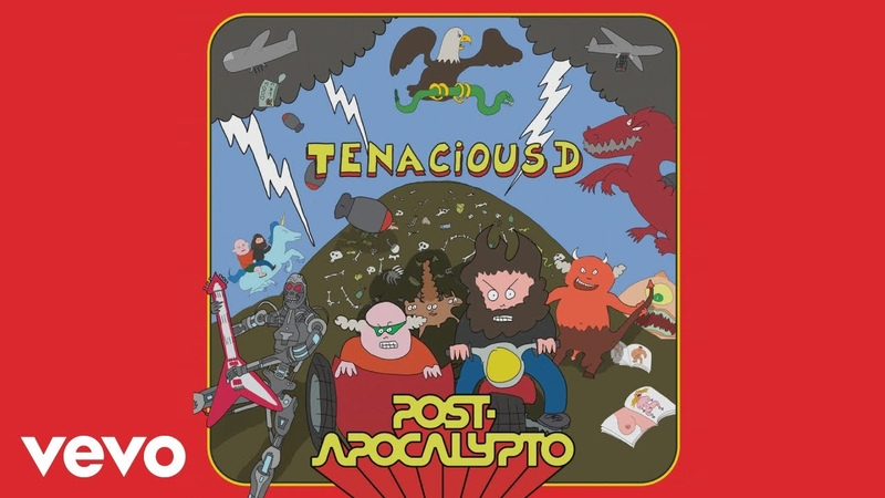 Tenacious D - POST-APOCALYPTO THEME (Official Audio)