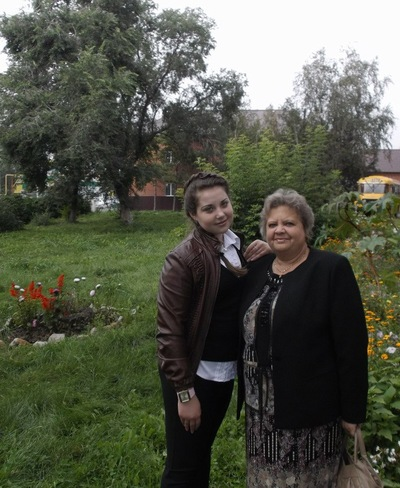 Ленусик Чечулина, 23 июня , Новосибирск, id132526619