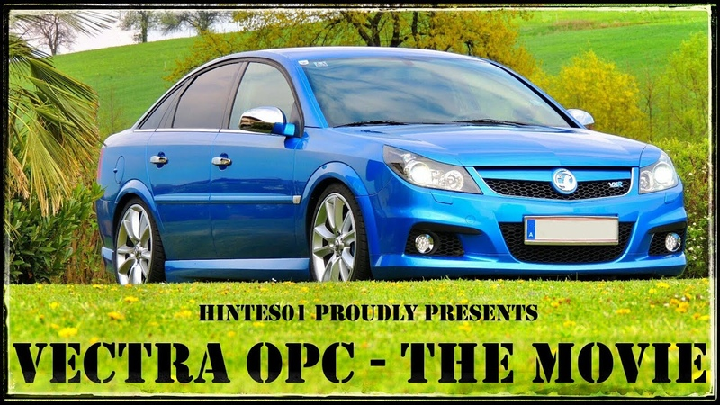 Hintes01 Vectra C GTS OPC 2 8T THE MOVIE