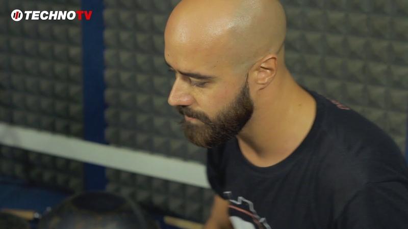 Dario Rossi presents Alarm Clock EP - Exclusive Live Set on TECHNO TV