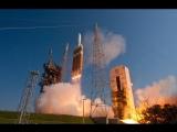 LIVE запуск ракеты Delta IV Heavy с зондом Parker Solar Probe