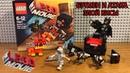 Обзор Эксклюзивного Набора Лего 70817 Лего Фильм - Бэтмен и Атака Злой Кисы