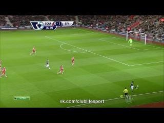 Саутгемптон 0:3 Ливерпуль | Обзор матча HD