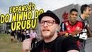 CONHEÇA O NOVO CT DO FLAMENGO Festa e Entrevistas com os Jogadores VLOG ZOPILAL