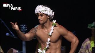 3rd Place Best Dancer Ori Tahiti - Heiva i Paris 2016