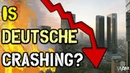 Is Deutsche Bank CRASHING Bank Is Not Long For This World