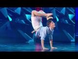 Танцы: Антон Пануфник (выпуск 7)