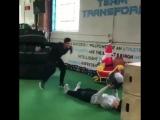 Мощная тренировочка  // STRONG DIVISION