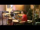 Sasha Karpukhin drum session