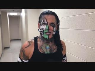 Jeff Hardy ~ официально: участник матча Royal Rumble 2019 !!!