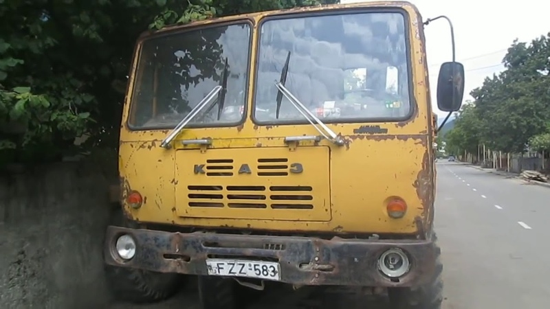 КАЗ 4540 Колхида