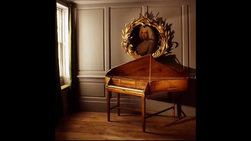 G.F. Handel - Cembalo Suites HWV 426-433,Ottavio Dantone