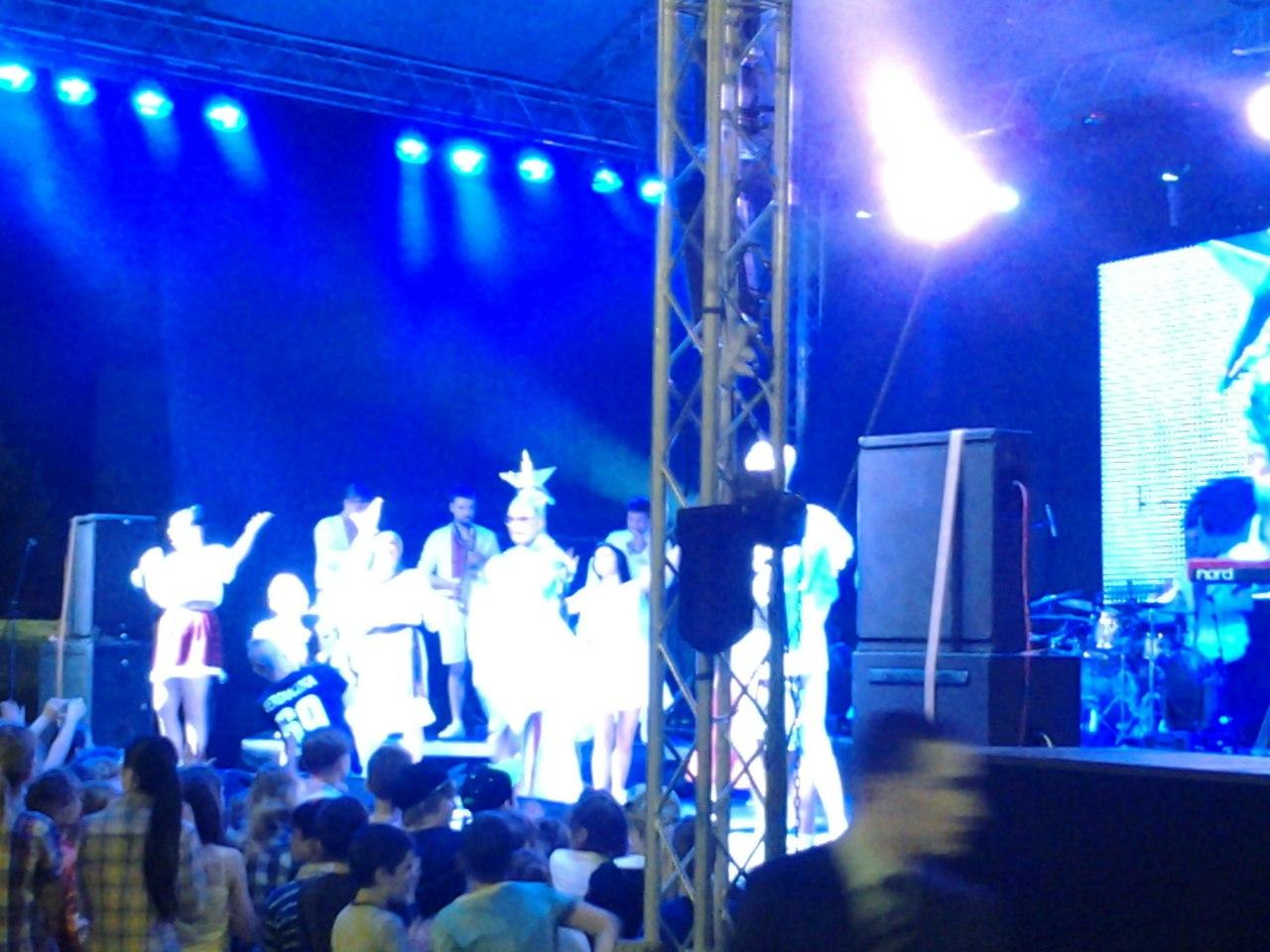 Верка Сердючка концерт в Одессе City Center