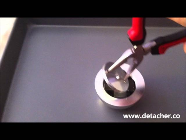 Whats inside the Golf Superlock Detacher