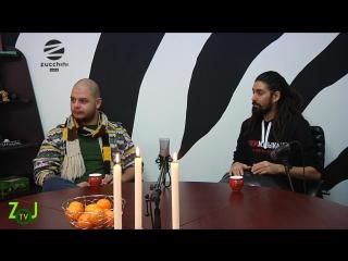 """На """"ЗОЖ ТВ"""" Артур Ахмедеев (JANGALA)"""